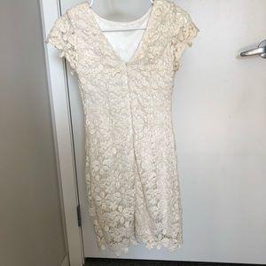 Cache Dresses - Caché Lace Dress
